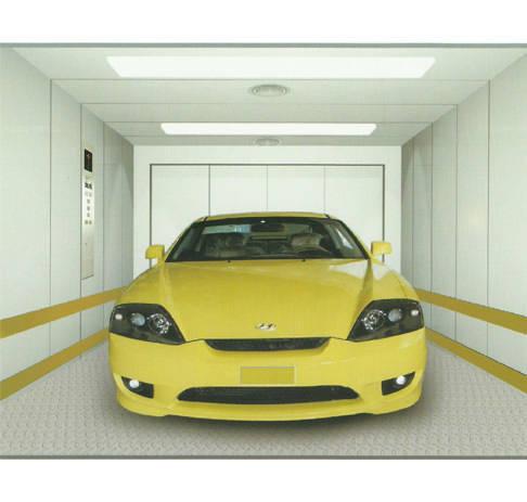 automobile-elevator