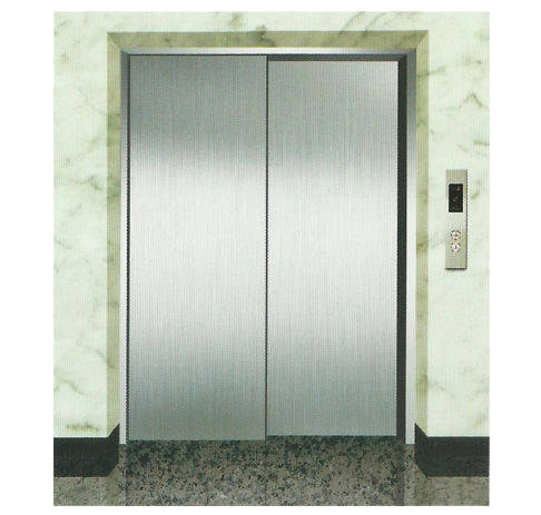 hydraulic-landing-door-2-panel-side-opening