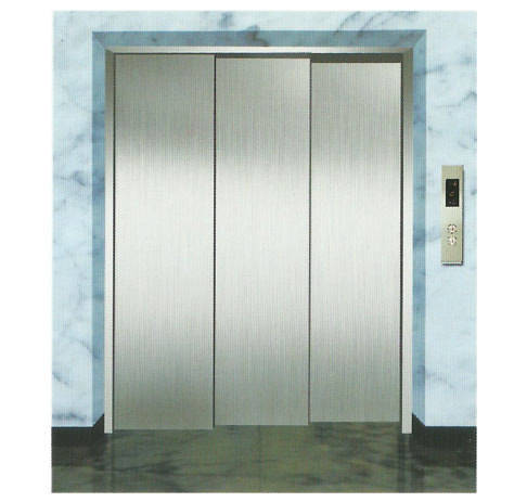 hydraulic-landing-door-3-panel-side-opening