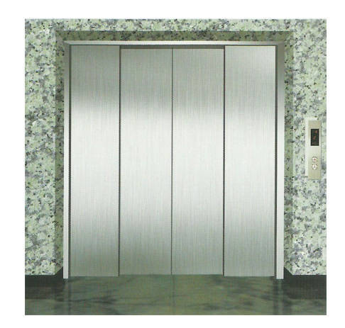 hydraulic-landing-door-4-panel-center-opening
