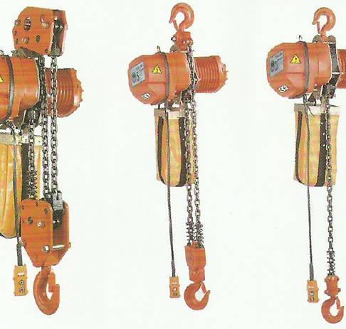 Hook Type Suspension Hoist